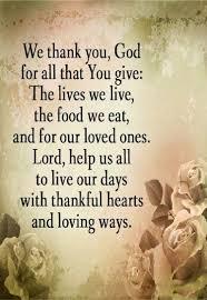 a thank